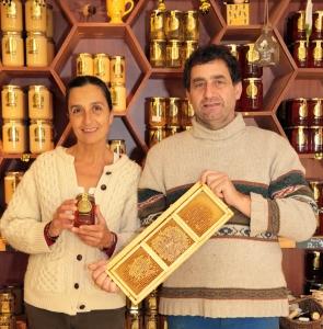 Producteurs de miel