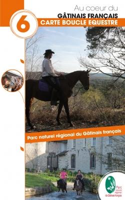 Boucle equestre Au coeur du Gatinais-Couv