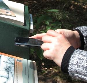Sezntier art rupestre mémoire dans la pierre smartphone